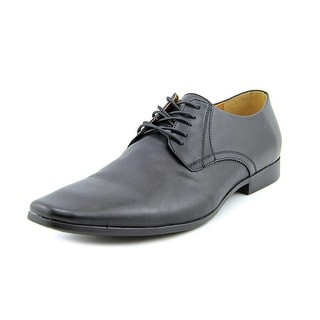 Bar III Dion Square Toe Leather Oxford
