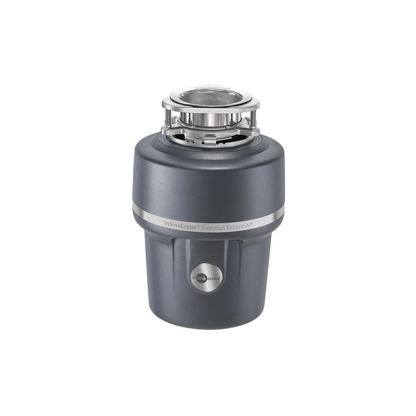 InSinkErator ESSENTIAL XTR Evolution 3/4 HP Single Phase Garbage Disposal with SoundSeal and MultiGrind Technology - n/a - N/A