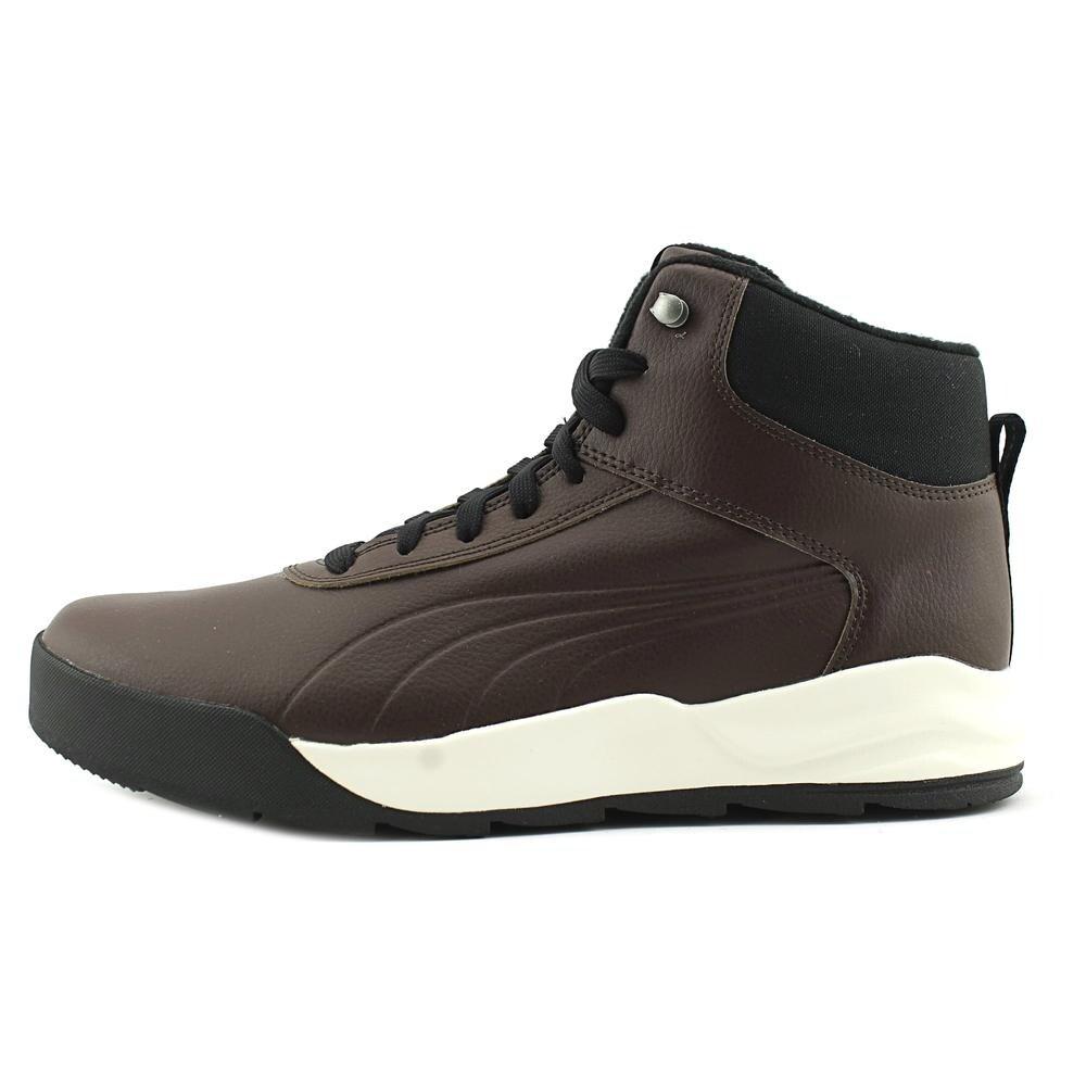 Geschäft gute Qualität 2019 original Puma Desierto Sneaker L Men Round Toe Synthetic Brown Sneakers