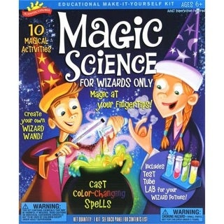 POOF Slinky TPOO-24 Magic Science for Wizards Only Kit