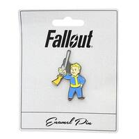 "Fallout Vault Boy ""Basher"" Enamel Collector Pin"