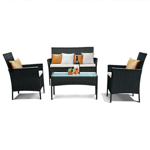 Buy Rattan Outdoor Sofas, Chairs & Sectionals Online at ...