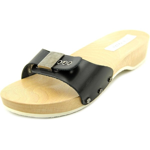 Steve Madden Jadey Women Black Sandals
