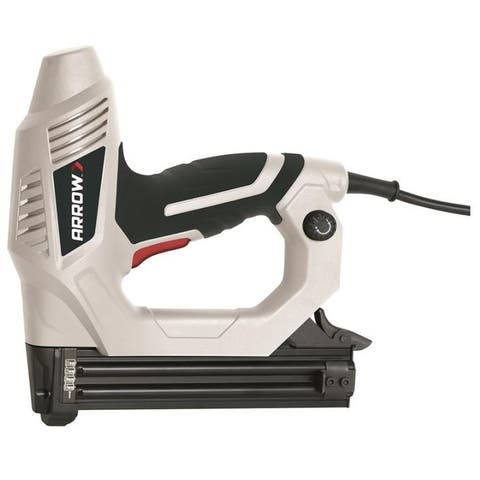 Arrow Fastener ET200BN Pro Elec Brad Nailer, 120 V, 100 Nails Magazine