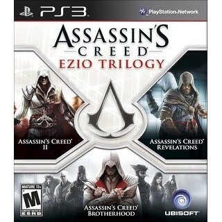 Assassins Creed Ezio Trilogy - PlayStation 3