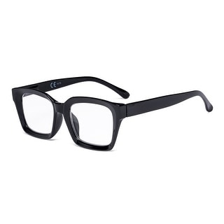 Eyekepper Ladies Reading Glasses - Oversized Square Design for Women