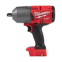 "Milwaukee M18 Fuel High Torque 1/2"" Impact Wrench with Friction Ring (Tool Only)"