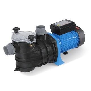 ARKSEN Portable Motor Electric Submersible Water Utility Transfer Pump 2.5HP 1800W, UL Certified
