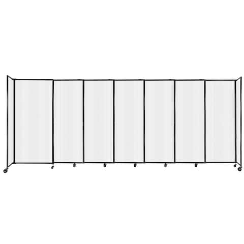 StraightWall® Sliding Portable Partition. by Versare