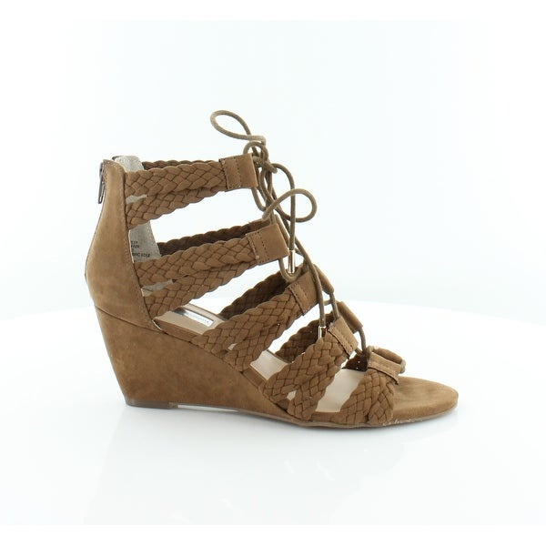 INC International Concepts Witley Women's Sandals Walnut