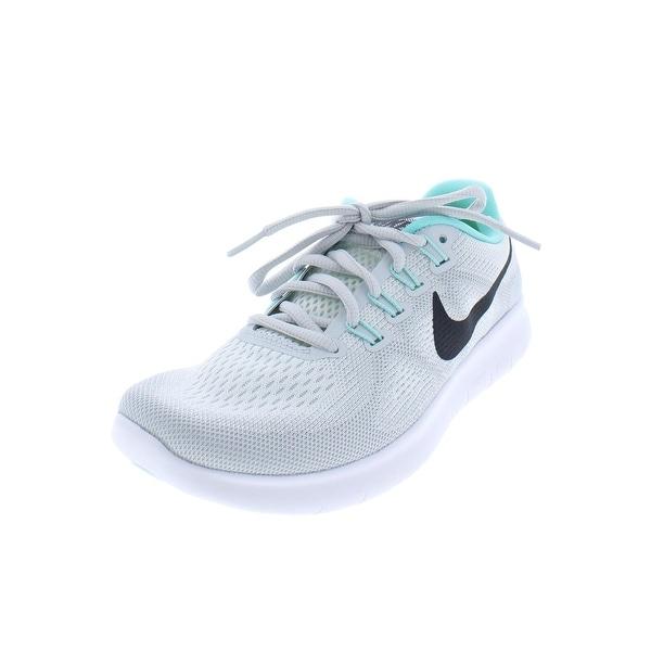 size 40 c2255 874c1 Shop Nike Womens Free RN 2017 Running Shoes Lightweight ...