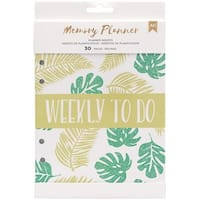 American Crafts Memory Planner Inserts-Weekly To Do