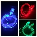 iPhone/iPad GLOW IN THE DARK Charger Cable - Thumbnail 0