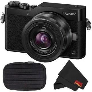 Panasonic Lumix DC-GX850 Micro Four Thirds Mirrorless Digital Camera Bundle