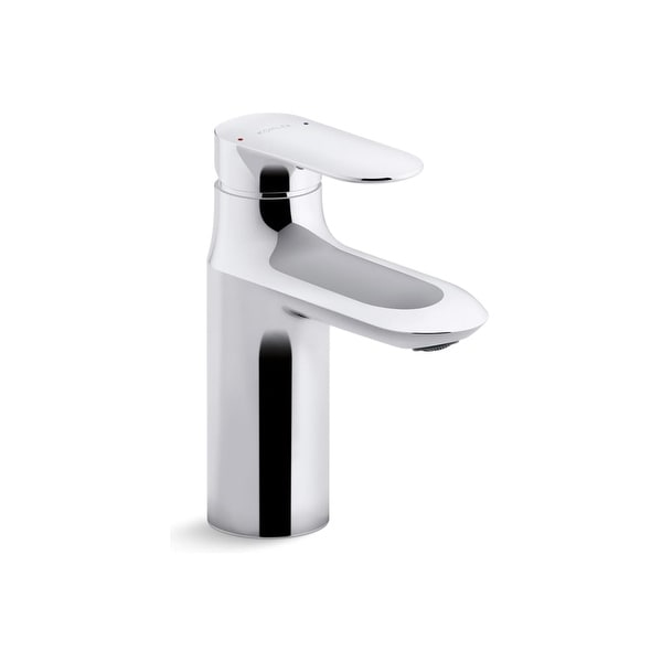 Kohler K 98827 4 Kumin 1.2 GPM Single Hole Bathroom Faucet   Includes Pop