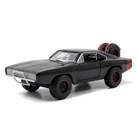 Fast & Furious 1:24 Die-Cast Vehicle: Dom's '70 Dodge Charger R/T Off Road - Multi