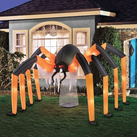 9' Inflatable Giant Spider