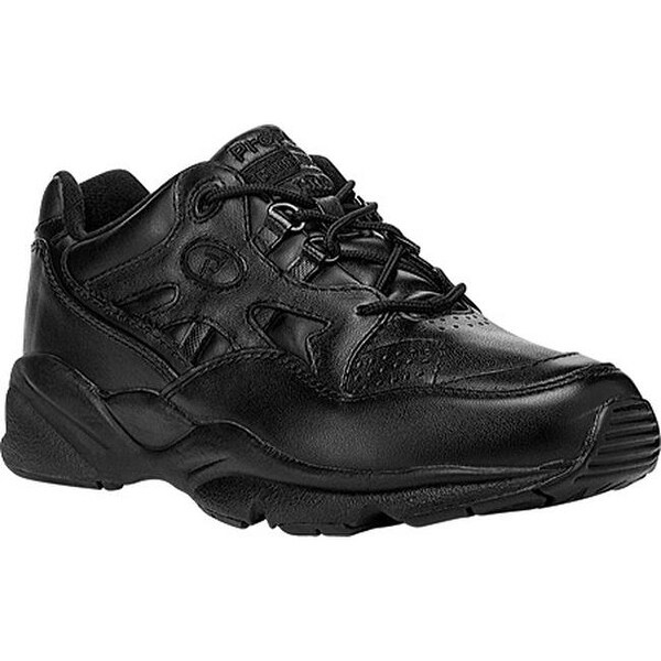Propet Women's Shoe Free Stability Shop Walker Shipping Black ULMqzVGSp