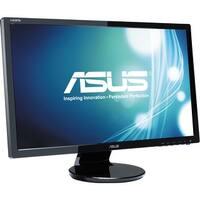 "Refurbished - ASUS VE248Q 24"" LED Monitor built-in Speakers 2ms 1920x1080 DVI HDMI DisplayPort"