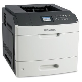 Lexmark MS811DN Laser Printer - Monochrome - 1200 x 1200 dpi (Refurbished)
