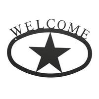 Star - Welcome Sign Small
