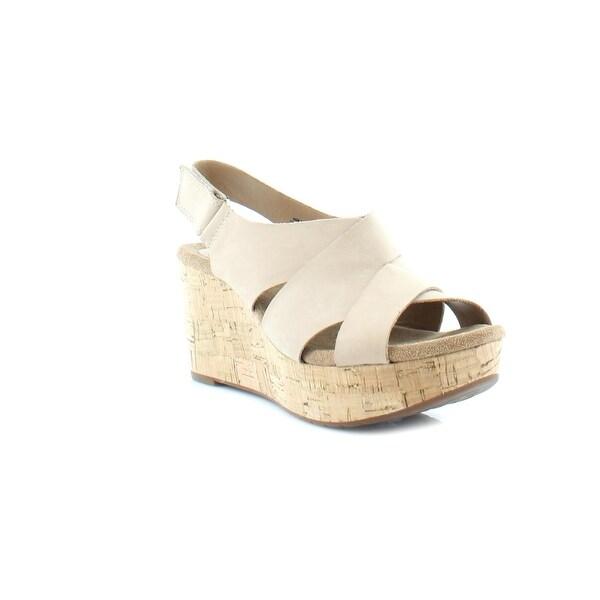 Clarks Caslynn Diem Women's Sandals & Flip Flops Sand