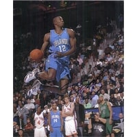 Signed Howard Dwight Orlando Magic 8x10 Photo autographed