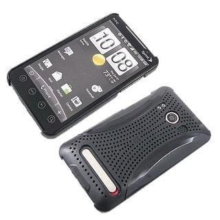 HTC EVO 4G XMatrix Case - Black