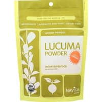Navitas Naturals Lucuma Powder - Organic - 8 oz - case of 6
