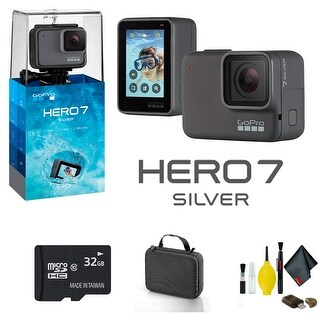 GoPro Hero Silver Bundle