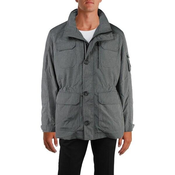 Shop Nautica Mens Car Coat Winter Warm - XL - Free Shipping On ... a2ddcc681cb