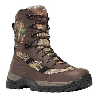 "Danner Men's Alsea 8"" GORE-TEX Hunting Boot Mossy Oak Break-Up Country Leather/Polyester"