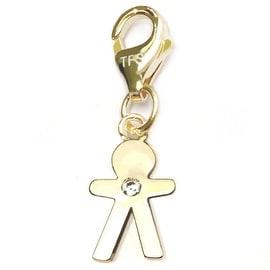 Julieta Jewelry Boy Clip-On Charm