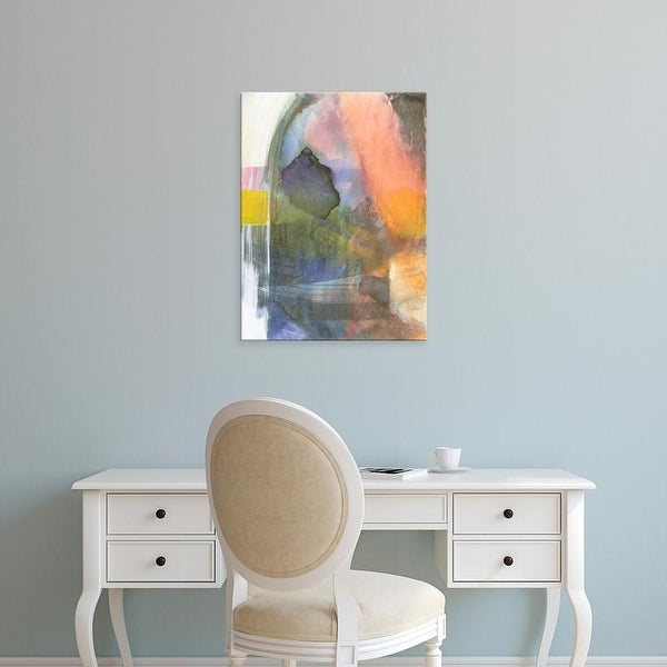 Easy Art Prints Jodi Fuchs's 'Entry Point' Premium Canvas Art