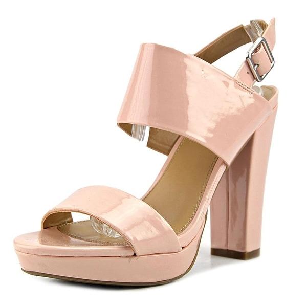 Report Womens Lawren Open Toe Casual Slingback Sandals