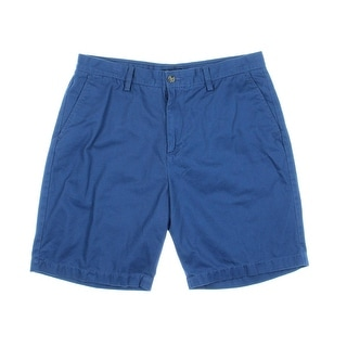 Nautica Mens The Deck Twill Classic Fit Casual Shorts