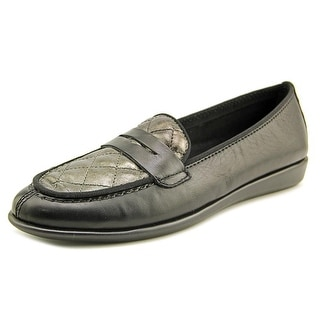 The Flexx Risolution Pointed Toe Leather Flats