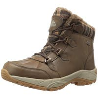 Kodiak Womens Rae Closed Toe Ankle Cold Weather Boots