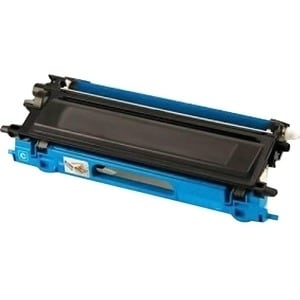eReplacements TN210C-ER eReplacements Compatible Cyan Toner for Brother TN210C - Laser - 1400 Page Cyan