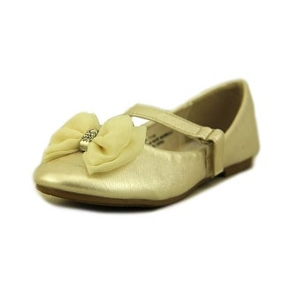 Little Angel Enna Round Toe Synthetic Flats