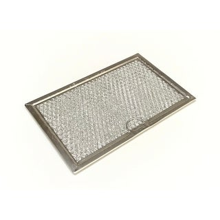 OEM LG Microwave Grease Air Filter Shipped With LMV1630ST, LMV1630WW