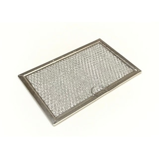 OEM LG Microwave Grease Air Filter Shipped With LMV2031BD, LMV2031SB