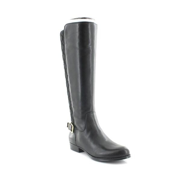 Isaac Mizrahi Live! Tally Women's Boots Black