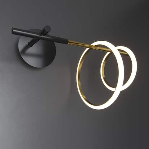 Glow's Avenue Loop Sconce Two