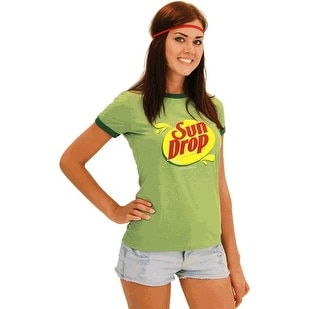 Sun Drop Women's Costume Kit Adult