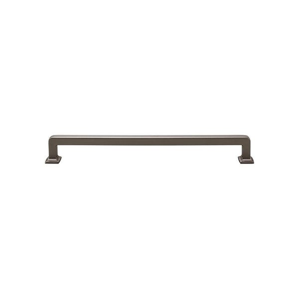 """Top Knobs TK706 Ascendra 9"""" Center to Center Handle Cabinet Pull from the Transcend Series - n/a"""