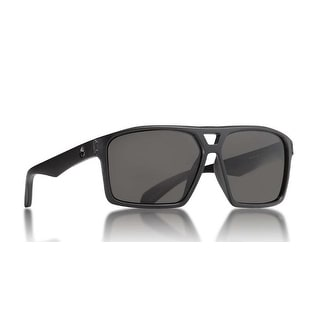 Dragon Alliance Channel Matte Black Frame with Smoke Lens Sunglasses
