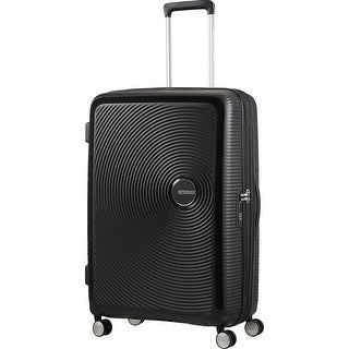 "American Tourister 25"" Curio Hardside Spinner, Black"