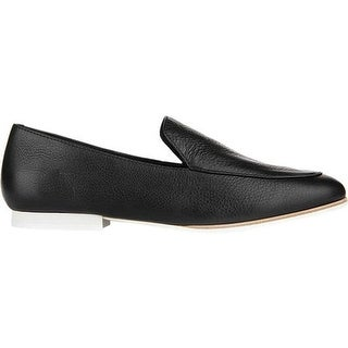Kenneth Cole New York Women's Westley Loafer Black Leather/Welt
