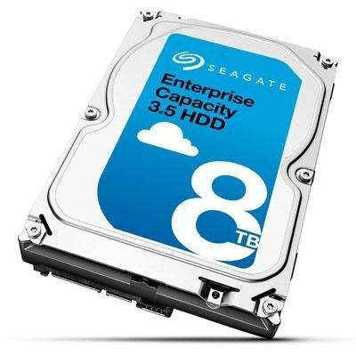 Seagate Bulk - St8000nm0045 - 8Tb Ent Nas Sata 6Gbs 4Kn
